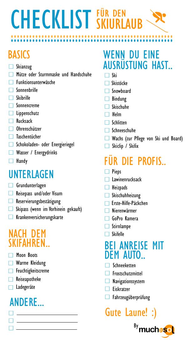 checkliste-skiurlaub
