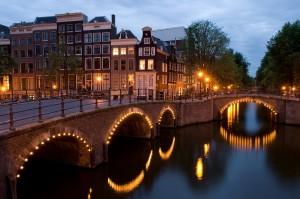 Amsterdam, Stadt der Graften und Kanäle