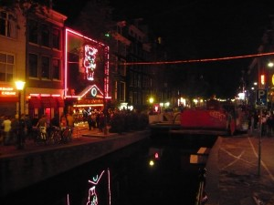 Nightlife in Amsterdam (c) DOATRIP.de