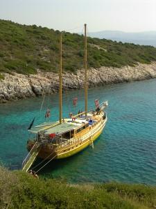 Bootstour im Mittelmeer - (c) DOATRIP.de