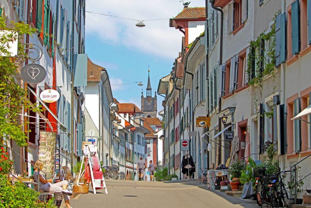 Basel - (c) pixabay / bboellinger