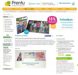 Fotobücher, Leinwandbilder, Fotokalender - die Produktpalette der Online-Anbieter ist breit und attraktiv