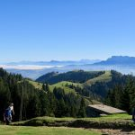 Mit dem BLS Wanderbus ins Alpen-Panorama